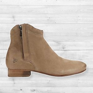 Sam Edelman Leather Double Zip Cody Ankle Boots